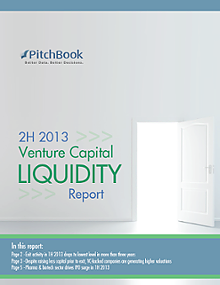 Venture Capital Liquidity Report