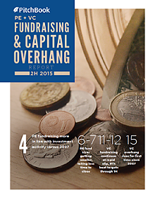 PE & VC Fundraising & Capital Overhang Report