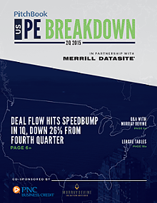 U.S. Private Equity Breakdown Report