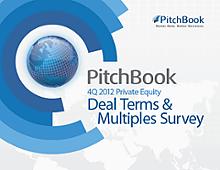Deal Terms & Multiples Survey