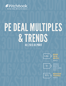 PE Deal Multiples & Trends