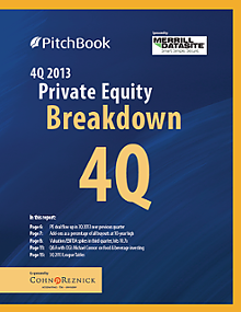Private Equity Breakdown