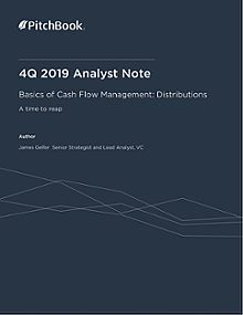 PitchBook Analyst Note: Basics of Cash Flow Management: Distributions