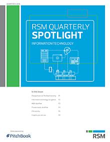 RSM US & PitchBook Spotlight on Information Technology