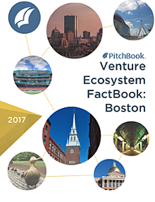 PitchBook Venture Ecosystem FactBook: Boston
