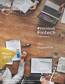 Fintech Analyst Report Part IV: Insurance