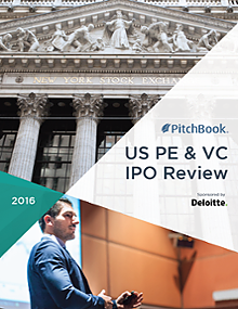 US PE & VC IPO Review