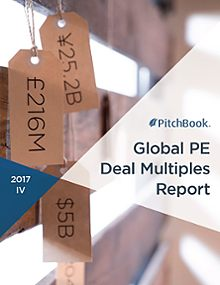 Global PE Deal Multiples Report: IV