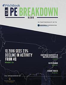 U.S. Private Equity Breakdown Report