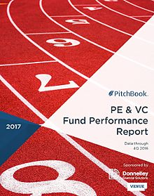 PE & VC Fund Performance Report (data through 4Q 2016)