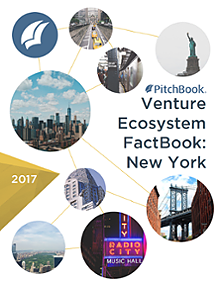PitchBook Venture Ecosystem FactBook: New York