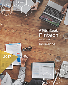 PitchBook Fintech Analyst Note: Insurance