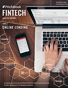 PitchBook Fintech Analyst Report Part 1: Online Lending
