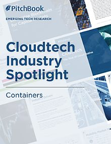 Cloudtech Industry Spotlight: Containers