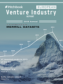 Annual European Venture Industry Report