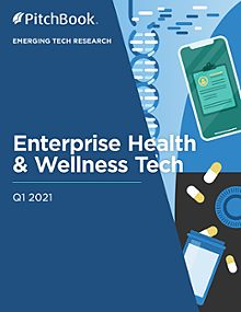 Emerging Tech Research: Enterprise Health & Wellness Tech