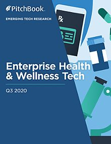 Emerging Tech Research: Enterprise Health & Wellness
