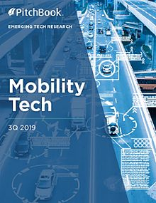 Emerging Tech Research: Mobility Tech