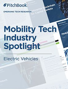 Mobility Industry Spotlight: Electric Vehicles