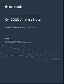 PitchBook Analyst Note: 2021 US Private Equity Outlook