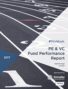 PE & VC Fund Performance Report (Data through 1Q 2017)