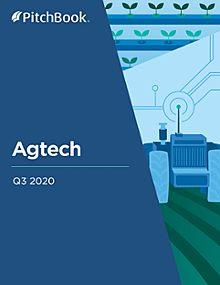 Emerging Tech Research: Agtech