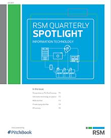 RSM US & PitchBook Spotlight on IT
