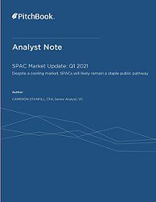 PitchBook Analyst Note: SPAC Market Update: Q1 2021