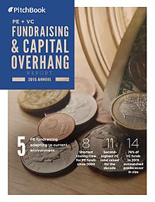 PE & VC Fundraising & Capital Overhang Report