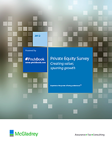 McGladrey Private Equity Survey