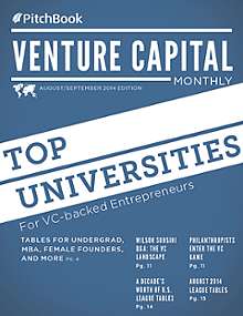 Venture Capital Monthly