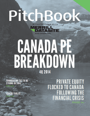 Canada Private Equity Breakdown Report