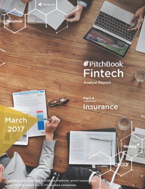 Fintech Analyst Report Part IV: Insurance