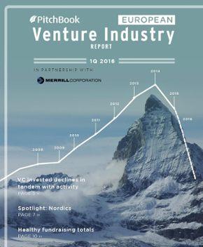 European Venture Industry Report