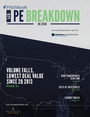 U.S. Private Equity Breakdown