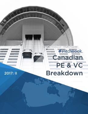 Canadian PE & VC Breakdown: II