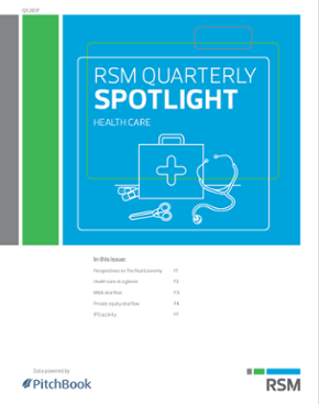RSM US & PitchBook Spotlight on HC