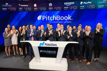 PitchBook Rings the Nasdaq Opening Bell | PitchBook